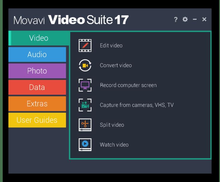 Movavi Video Suite 21 Serial Key