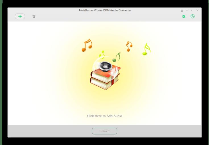 NoteBurner iTunes DRM Audio Converter Patch