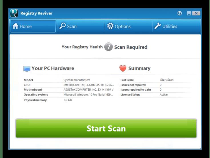 Registry Reviver Key