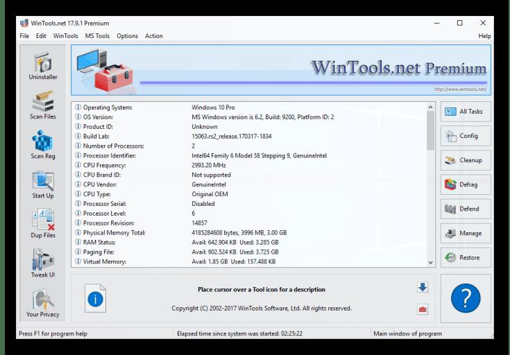 WinTools Premium Crack