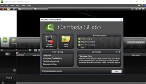 Camtasia Studio 2019.0.1 Crack [Serial + win] Free Download