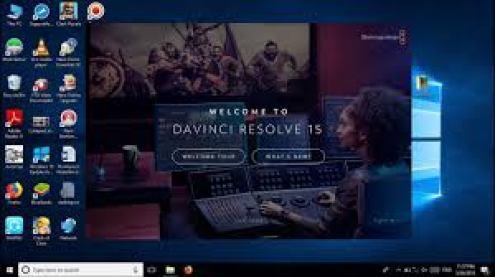 DaVinci Resolve Studio 15 Crack Multi Version 2019 Free Download