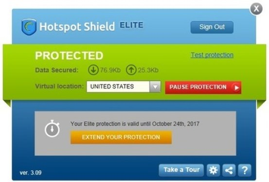 Hotspot Shield 8 Serial Key Crack New Latest Free Download