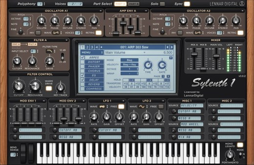 Sylenth1 3.041 Crack Latest Serial 2019 Free Download