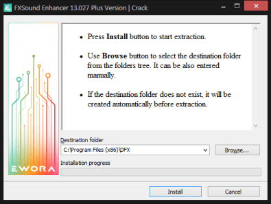 FxSound Enhancer 13.027 Crack New Version 2019 Free Download