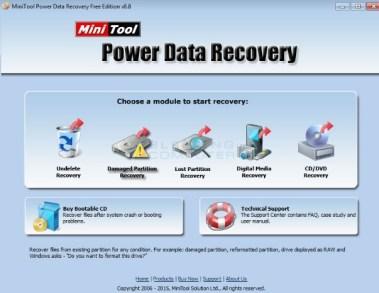 MiniTool Power Data Recovery 8.6 Crack