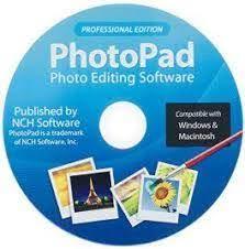 PhotoPad Image Editor 7.61 Crack
