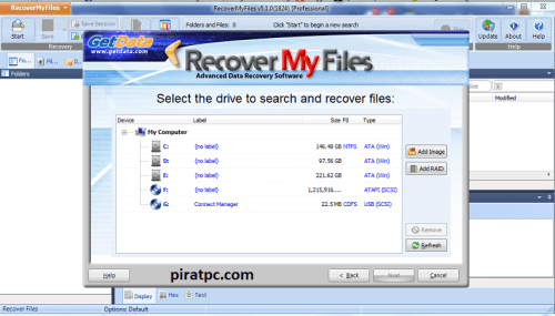 recovery my files torrent 2022