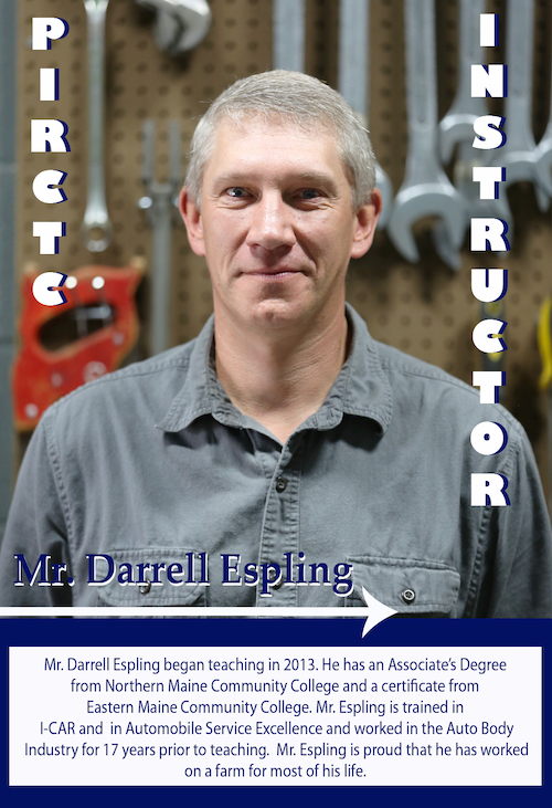 Darrell Espling : Industrial & Farm Mechanics