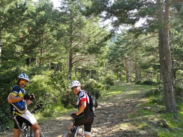 Cristóbal y Brasi, ante un camino cada vez más verde