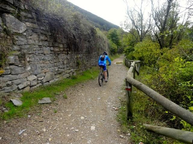 Camino de Santiago, hacia Jaca