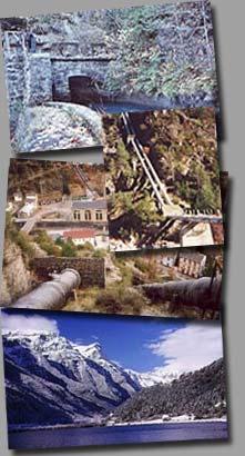 Sistema Hidroeléctrico del Cinca