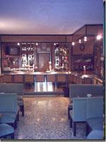 Interior del hotel Edelweiss