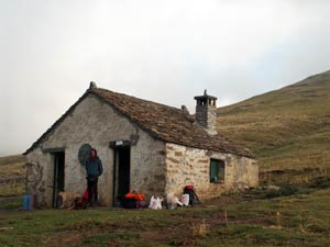 Refugio de Plana Canal - Añisclo (Ordesa)