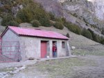 Refugio de Ordiso, Bujaruelo