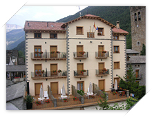 Hotel Sorrosal - Broto - Ordesa