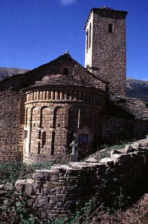Otal - iglesia