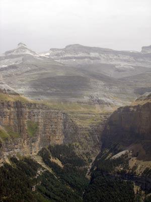 El Casco, Picos de la Cascada, Cotatuero