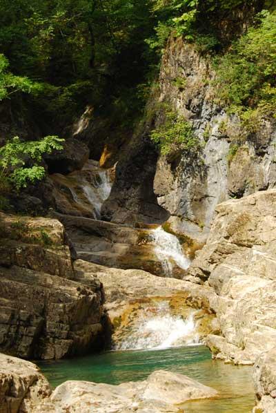 Río Yaga en Escuaín - Ordesa