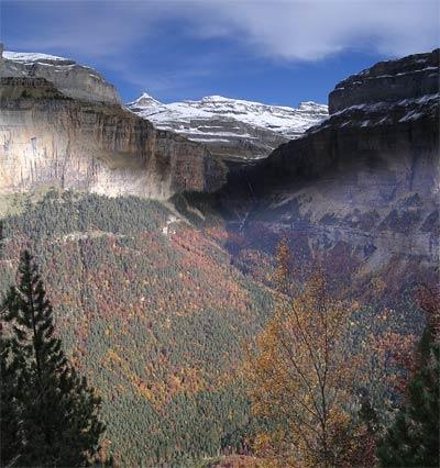 Glaciar de Monte Perdido, en Ordesa