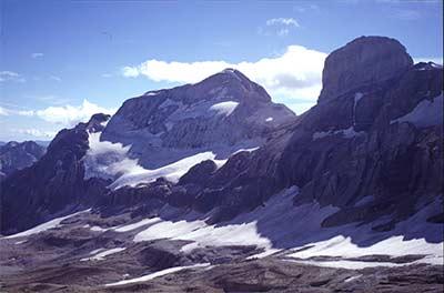 Ordesa y Monte Perdido. Glaciar