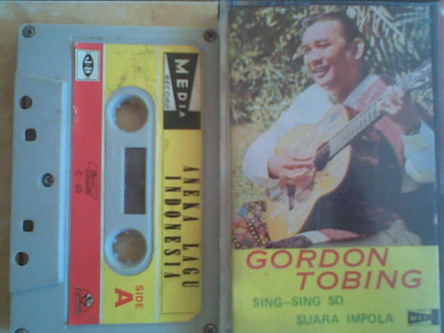 Gordon Tobing Sing Sing So