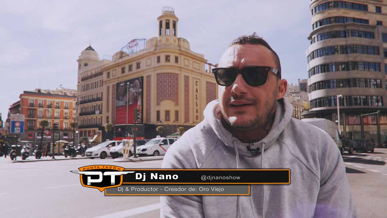 DJ NANO - PUNTA TACON TV