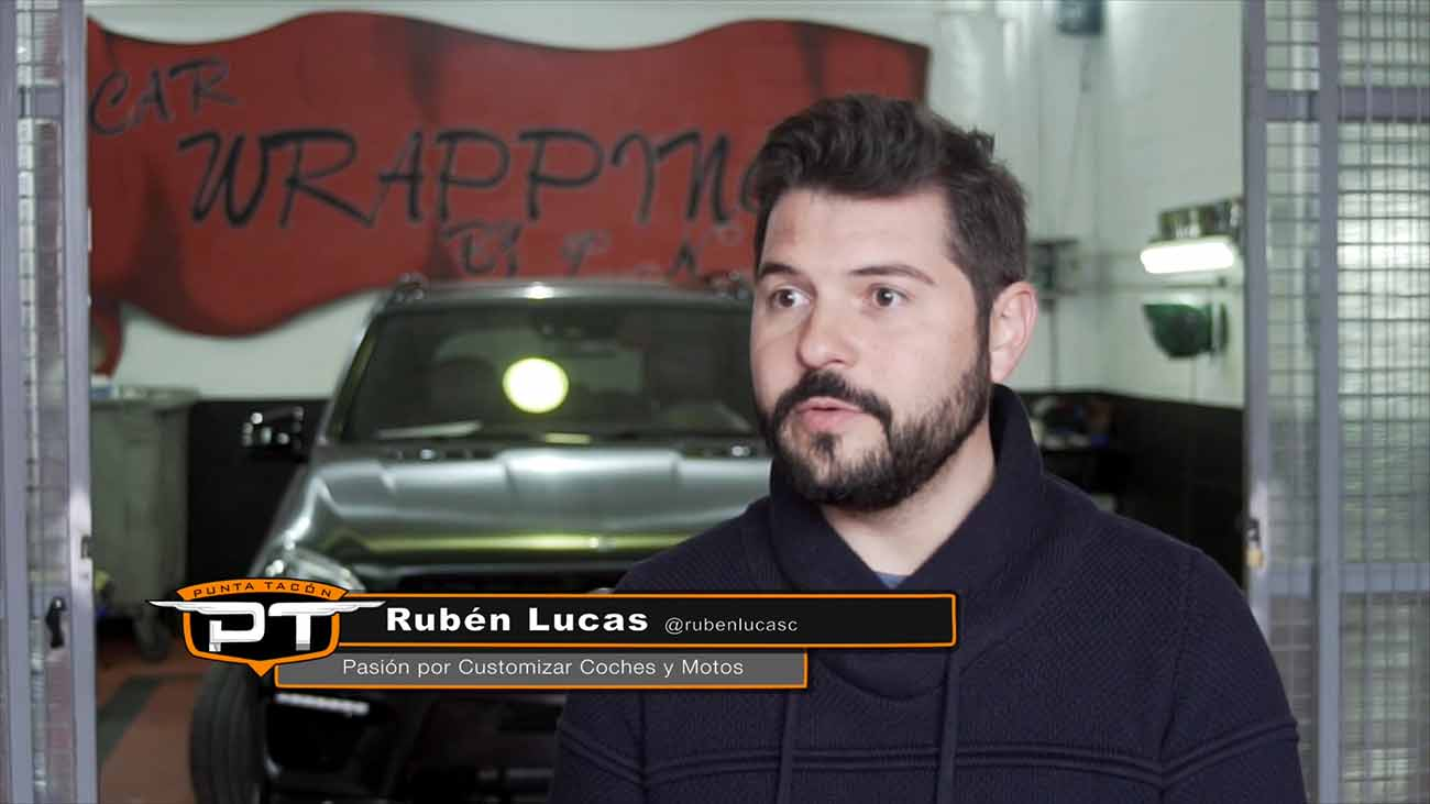 Rubén Lucas - PUNTA TACON TV