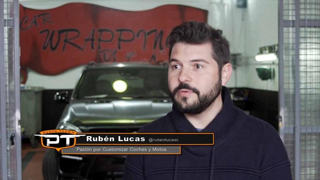 Rubén Lucas - PUNTA TACON TV