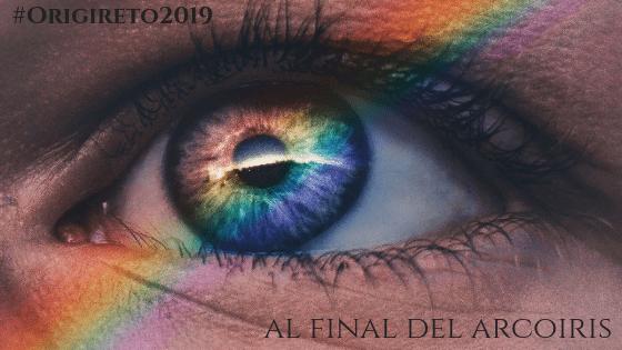 PirraSmith - Al final del arcoirirs - Arcoiris sobre un ojo