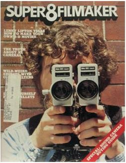 Super 8 Filmmaker magazine was a must have if you were an indie filmmaker in the 80's.