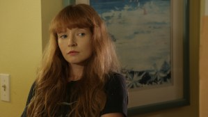 Stef Dawson as Raven in Rage of Innocence