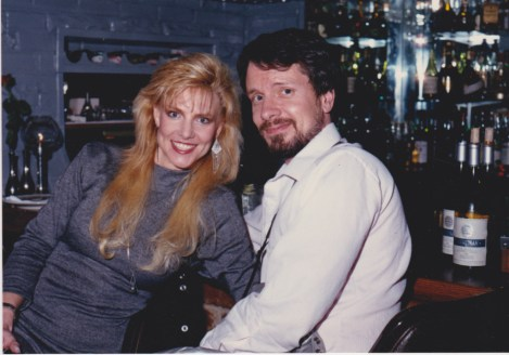 Robyn Blythe and Mark Pirro around 1988