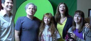 Last day of filming Rage of Innocence with John McCafferty, Mark Pirro, Stef Dawson, Tammy Klein, Chelsea Cook