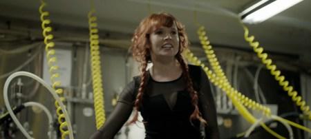 Pirromount actress Stef Dawson in TV series