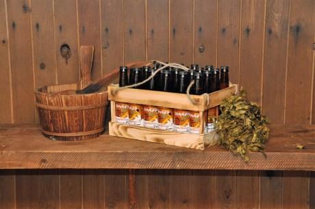 Puidust õllekast, pudelikast, 24 pakk