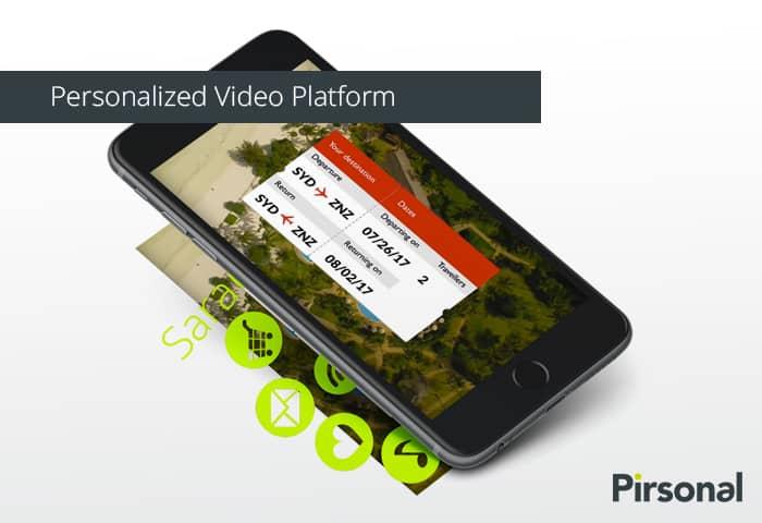 Pirsonal: Personalized Video Platforms