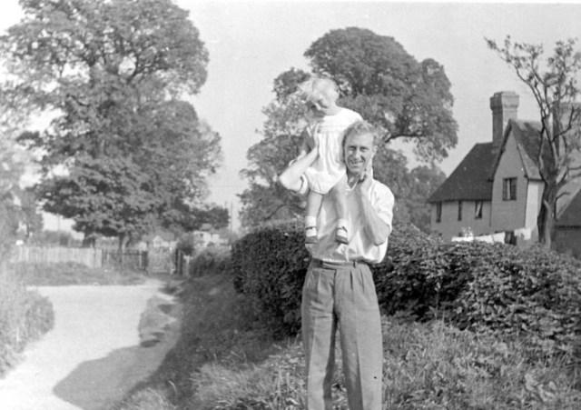 Bill Brittain lived in 4 Bury End.