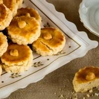 Pastas de avellana