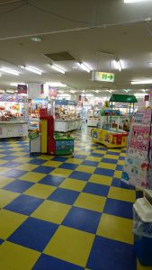 帯広長崎屋内ゲームセンター