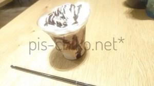 チョコラート ドルチェラテアイス