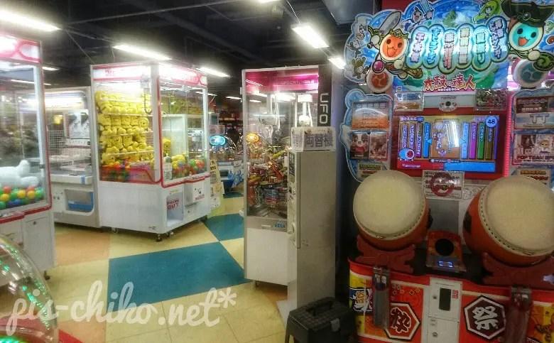 イオンゲームセンター