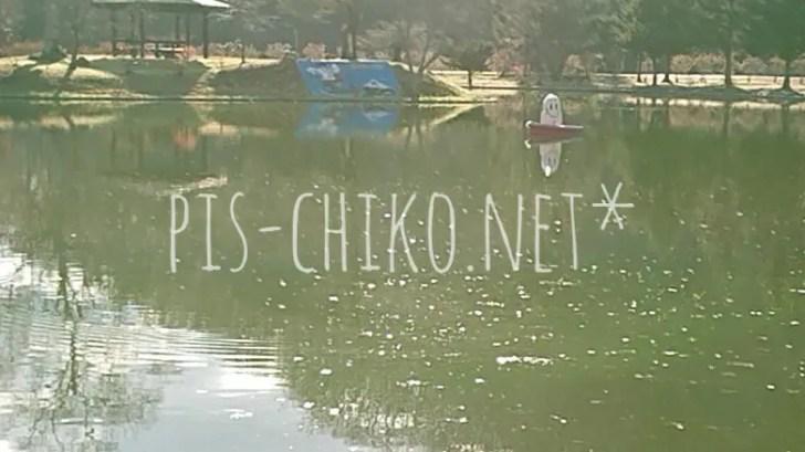 本別公園 池
