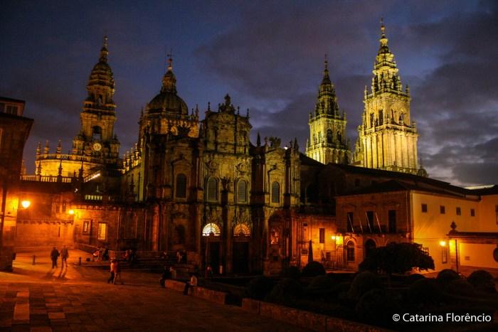 Caminho de Santiago - Santiago de Compostela