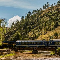 Trens para Machu Picchu