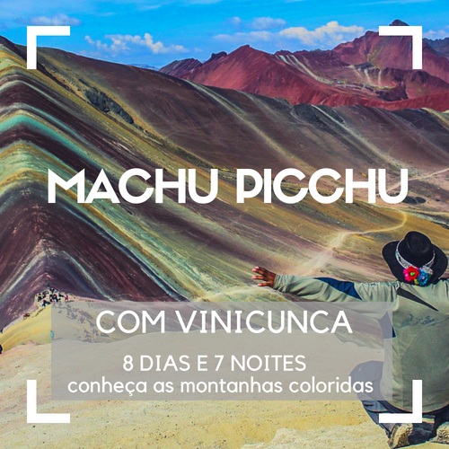 Machu Picchu com Vinicunca