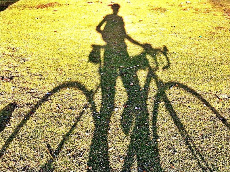La Bicicleta en sombra