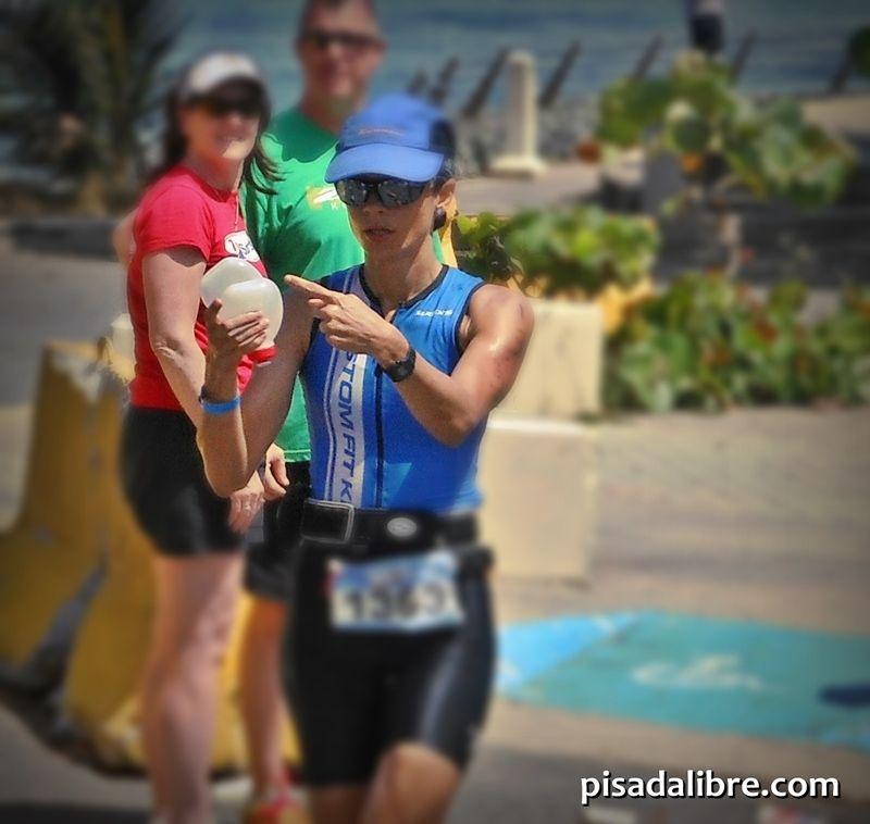 hidratación triatlón