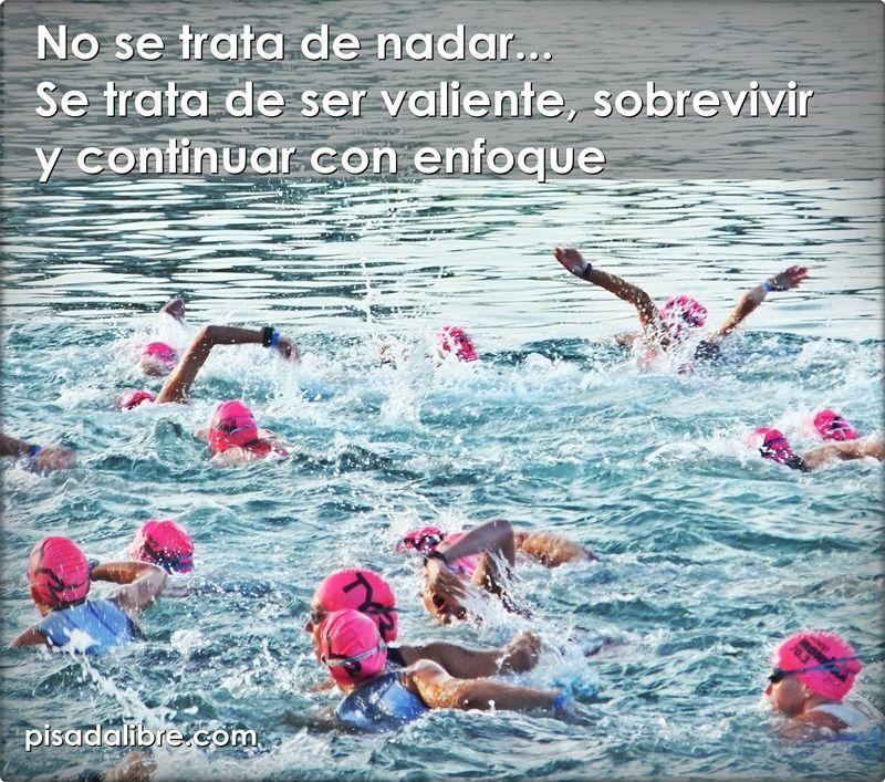sucesos natación triatlón