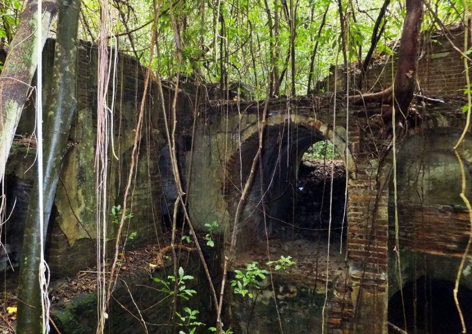 Ruinas Vieques
